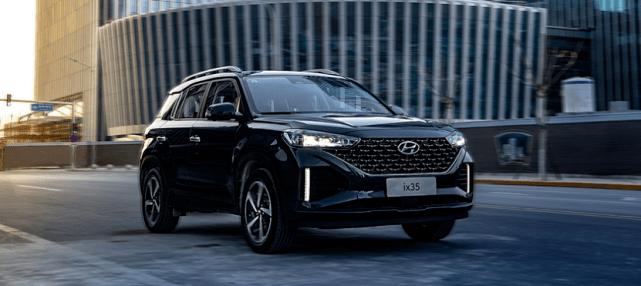 原来谁说合资SUV不香?新款现代IX35配置丰富,开始卖9.79万