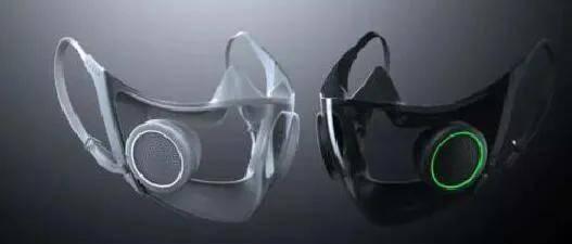 陈根:拥有扬声器和换气装置的智能口罩,体验消费科技
