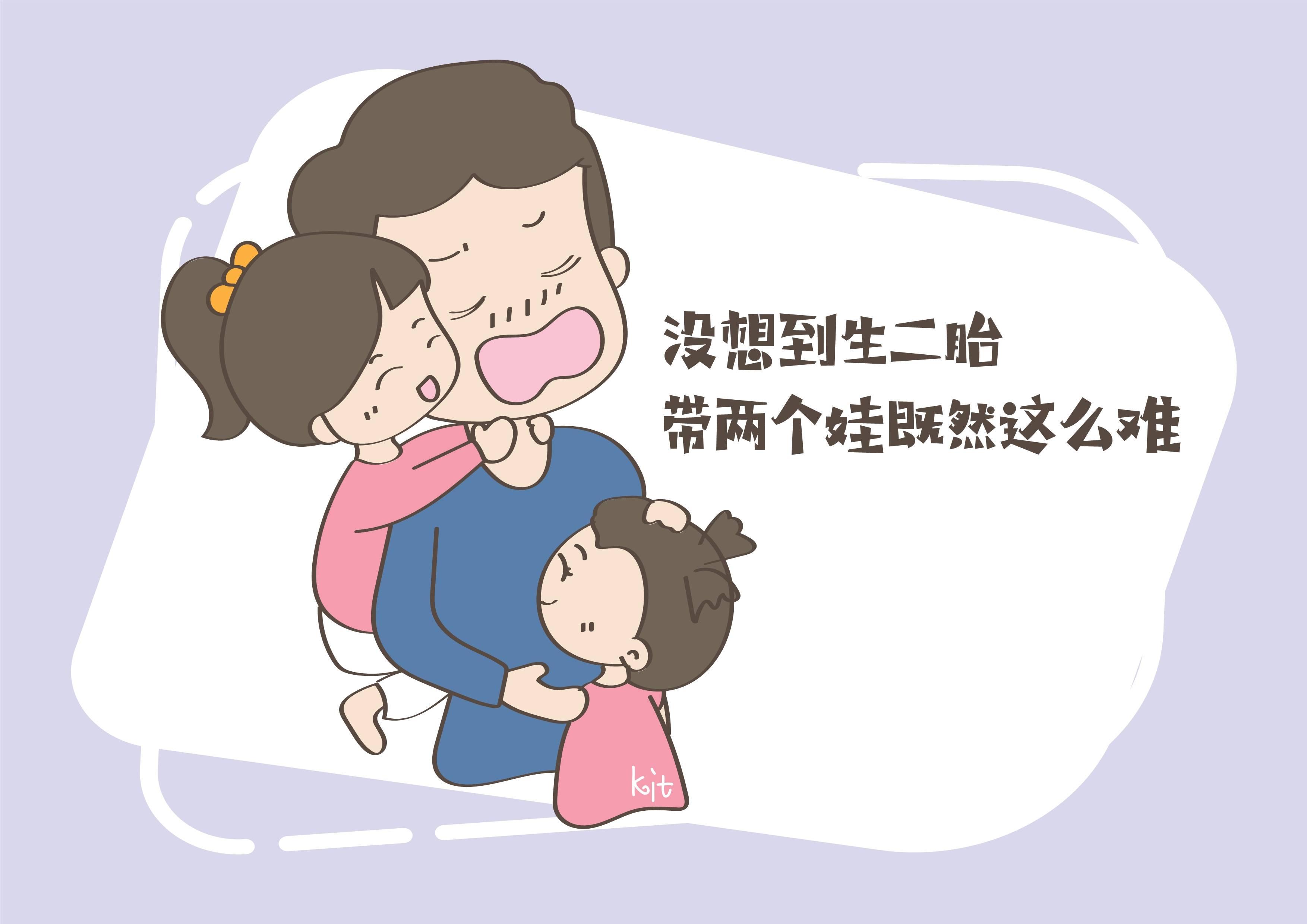 女儿被父亲硬拉洗手间,小女孩的一句回应,让宝爸瞬间脸红