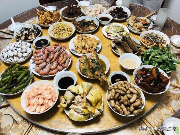 宁波过年必不可少的冷盘有哪些,这10种经典年味凉菜你吃过几种