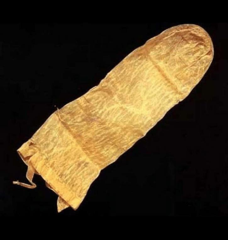 避孕套咋来的?上面的油是啥,吃了有危害吗?说完别不相信