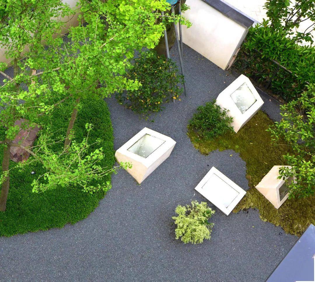 日式庭院_日式庭院小景观设计_日式庭院景观图片