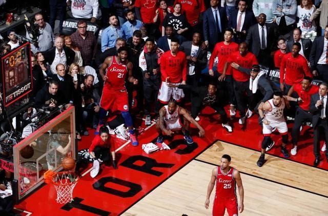 nba年度最佳体育照片出炉!莱昂纳德绝杀费城76人最终夺得总冠军