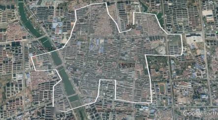 沂源城区规划图