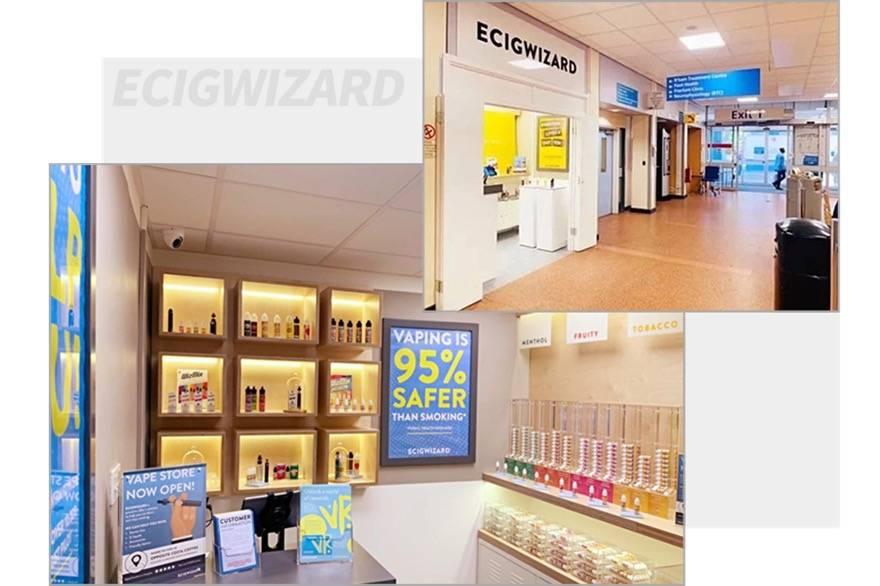 喜雾电子烟加速海外扩张,英国线下店超300家_中欧新闻_欧洲中文网