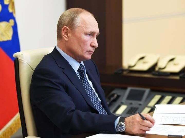 普京:俄罗斯新冠疫情趋于稳定