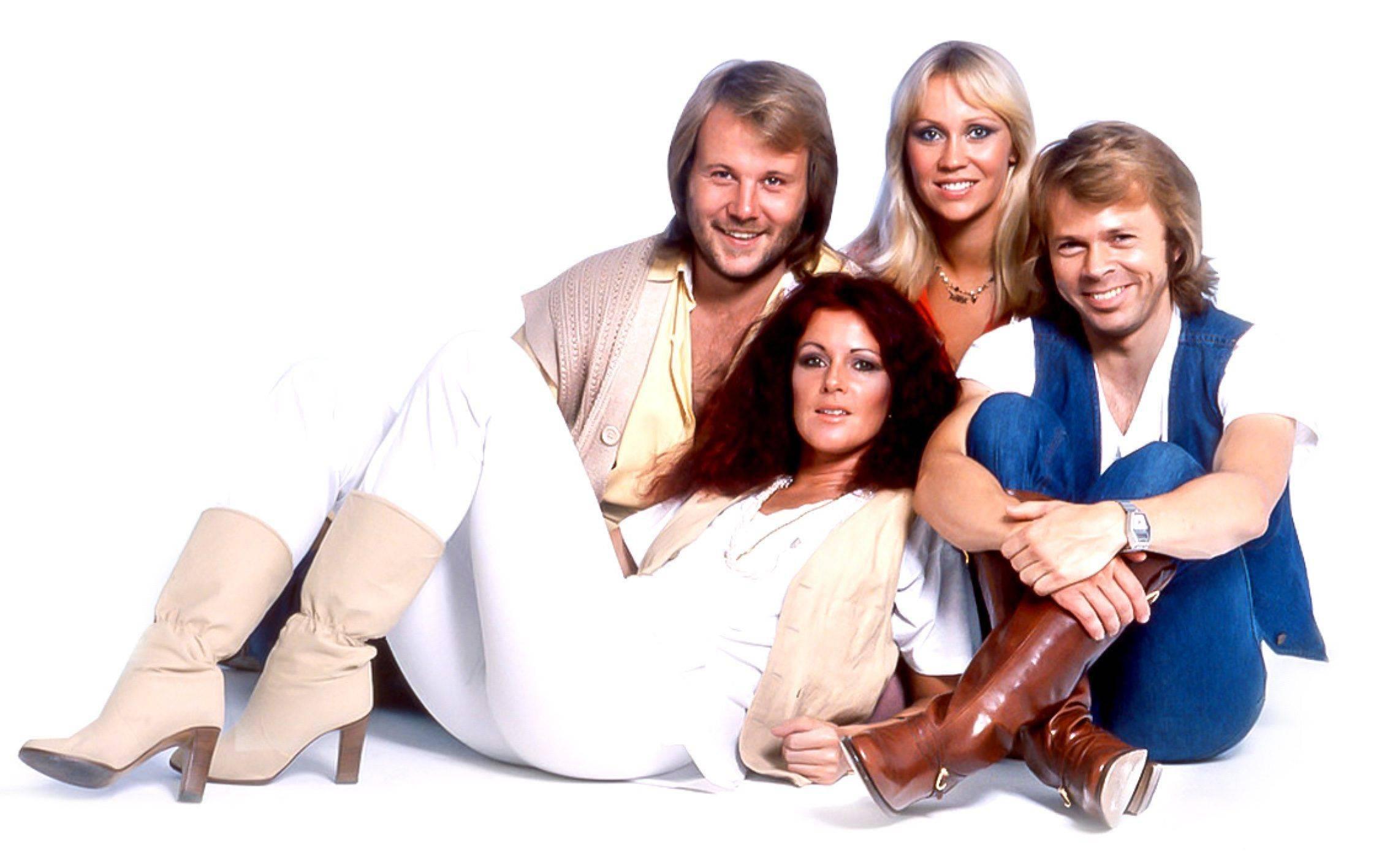 解散38年,瑞典合唱团ABBA将于2020年回归