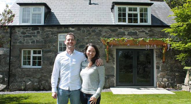 英国夫妇花两年时间翻修小别墅 以5英镑价格抽奖出售_中欧新闻_欧洲中文网
