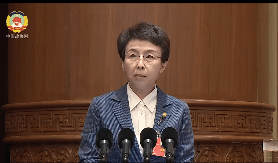 程红委员:应将健康教育纳入国民教育体系