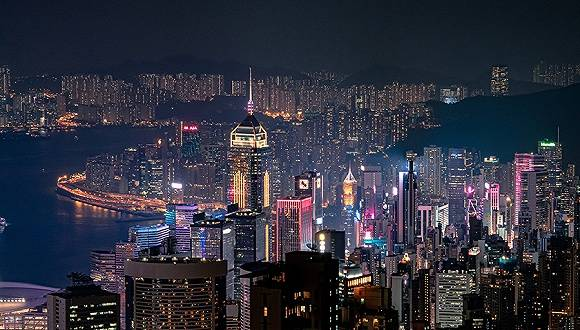 """香港四大地产商表态撑""""港版国安法"""""""