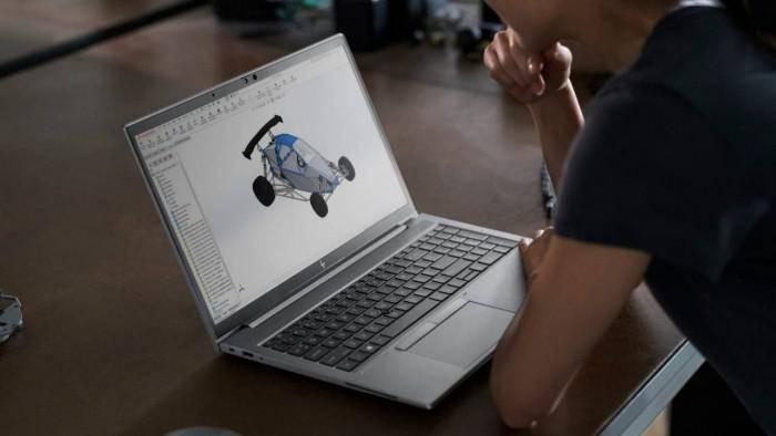 惠普发布ZBookFirefly14和15移动工作站规格强劲