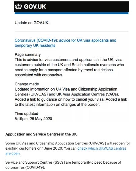 英国签证中心6月1日开放_中欧新闻_欧洲中文网