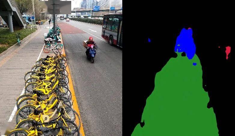 商汤商汤在上海试点AI城市治理方案 瞄准暴露垃圾、单车乱停