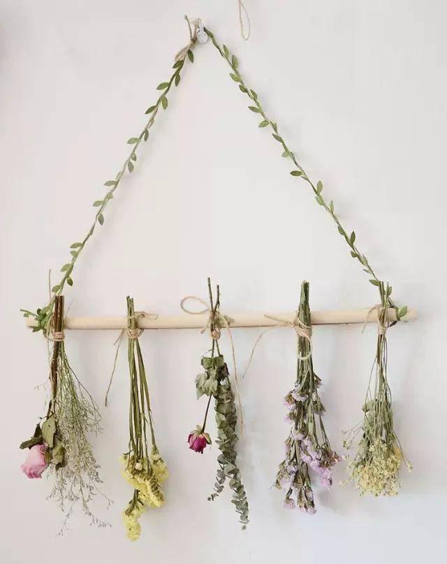 「鲜花」如何制作成干花?,收到的鲜花