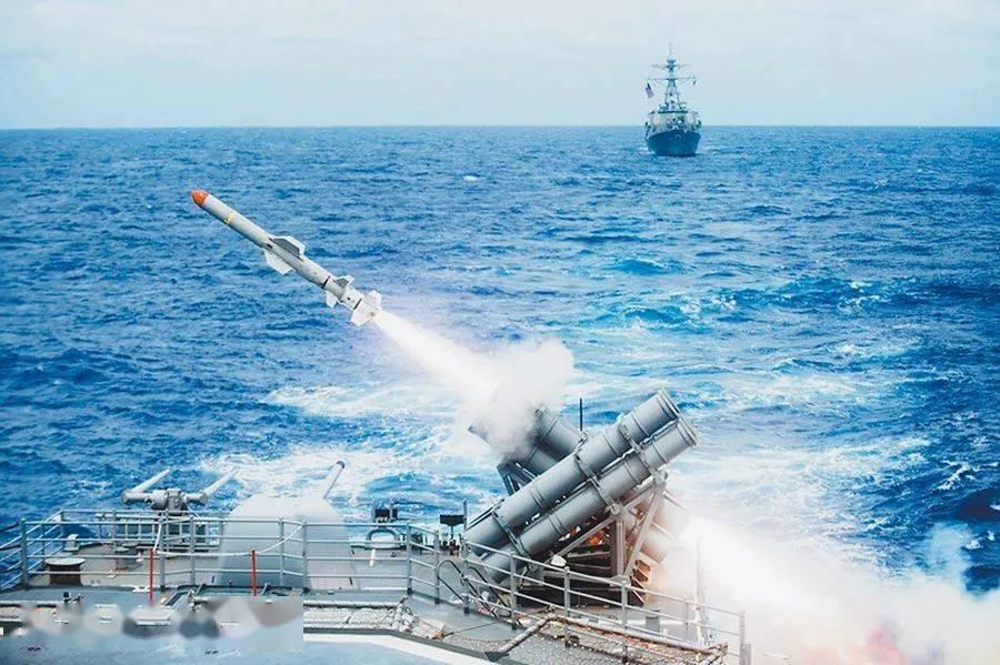 台军计划斥资百亿购美国鱼叉飞弹,连美军事专家都看不下去了