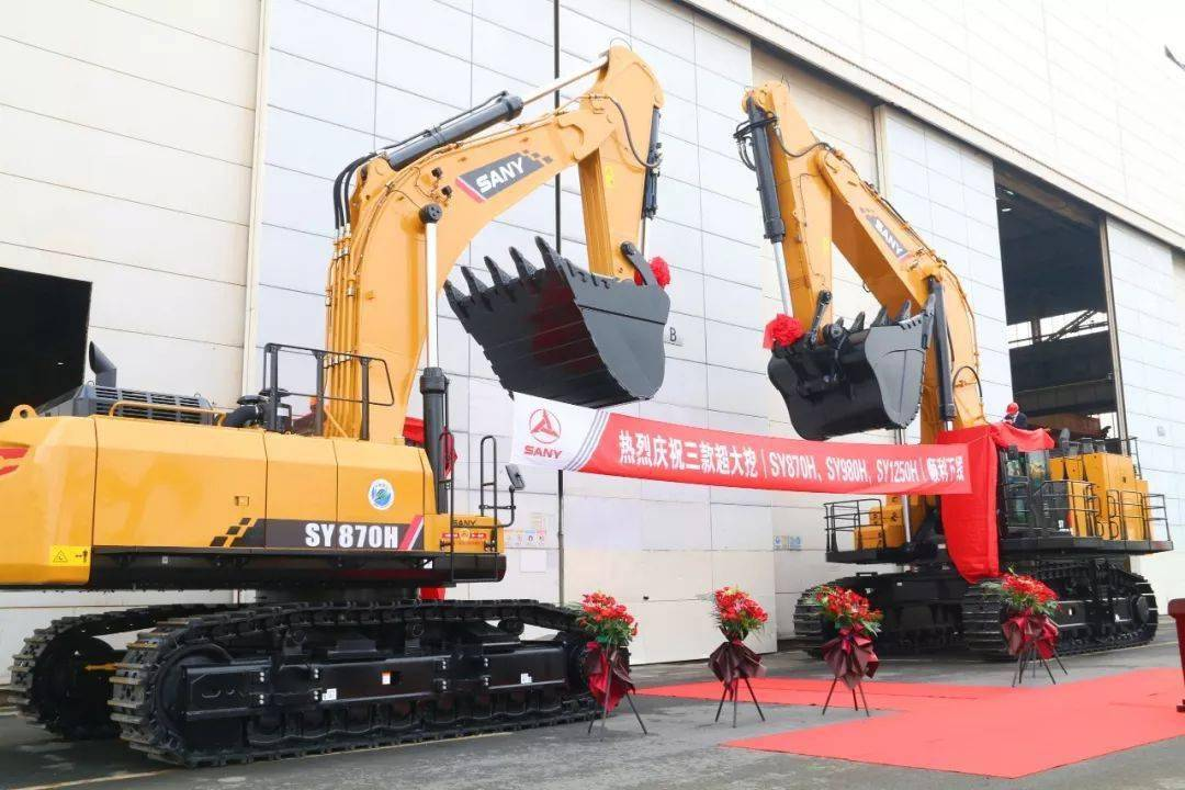 中国工程机械市场在苏醒即将迎来一年一度的盛会