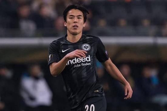 诠释日本球员特有的坚韧和执着