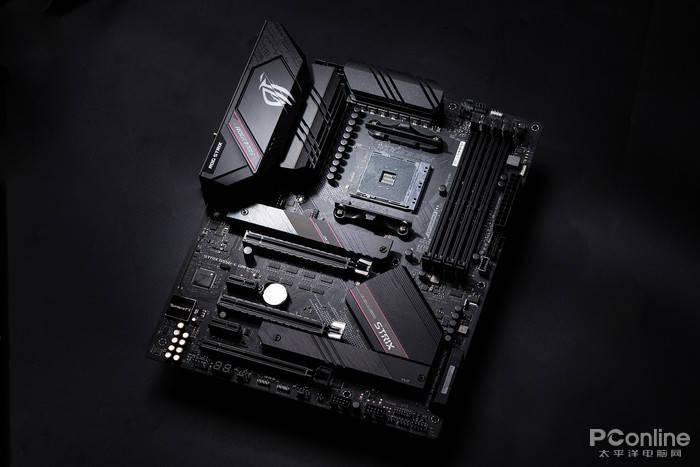 AMD B550主板首发评测:X470的替代者 它能给你的不只PCIe 4.0