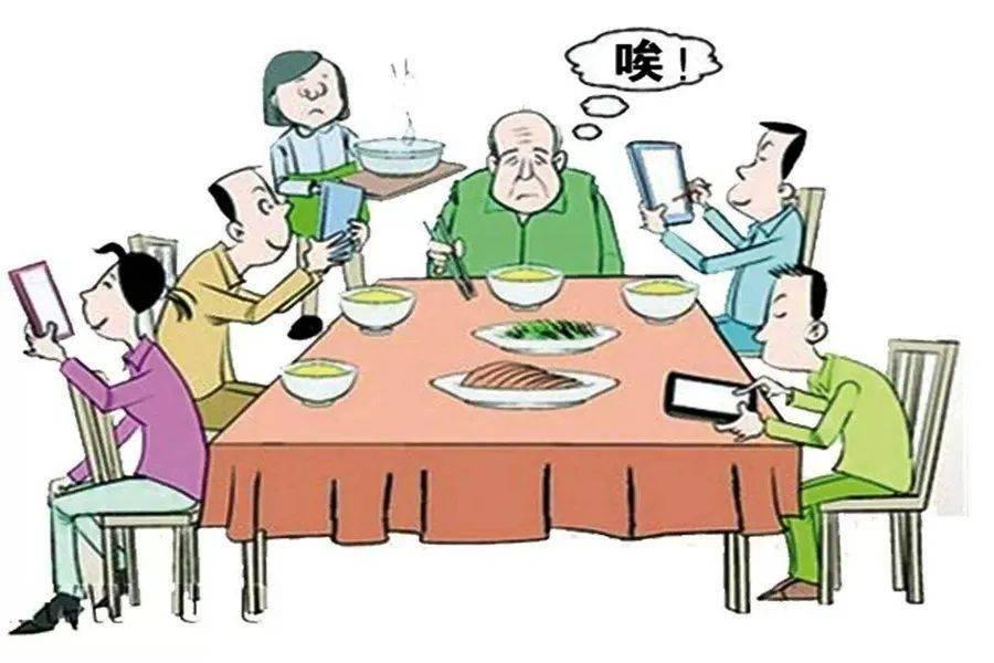 从餐桌饮食习惯看个人健康观念和素养,五大陋习最好一样都别沾