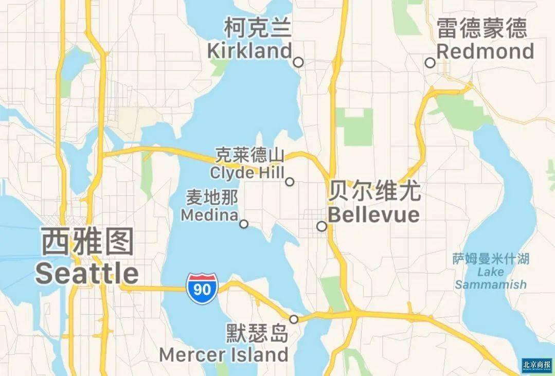 选址深入微软大本营,亚马逊疏远西雅图?