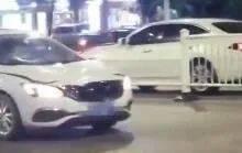 这名高中女生被猜疑酒后驾车并撞车:她在空中翻腾后摔倒在地