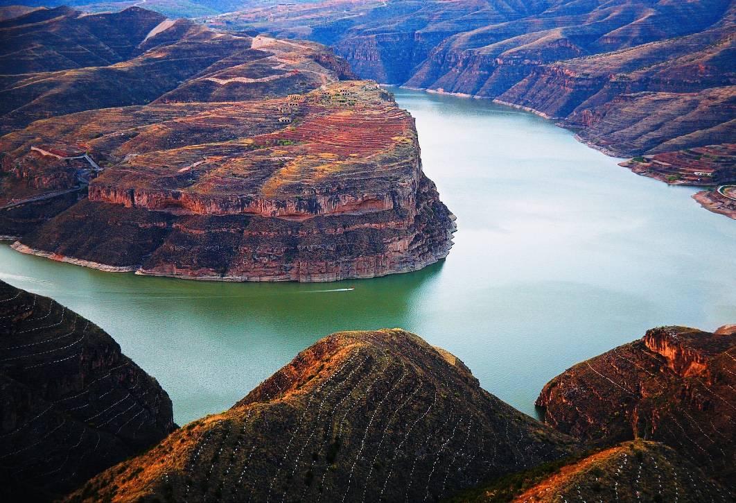 《航拍中國》全景展現魅力忻州