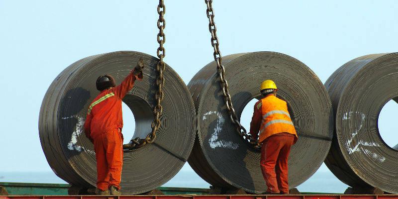 钢铁进出口反转背后:中外经济复苏的节奏