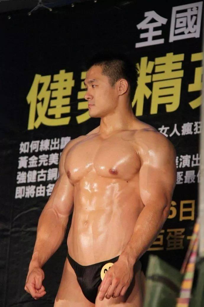 台湾最强壮法医,你们感受一下 锻炼方法 第8张