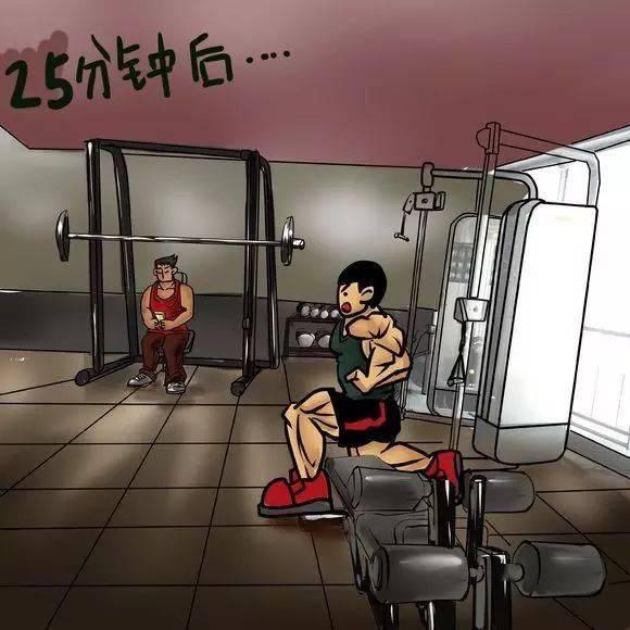 女生占器械被男生暴打,引网友争议!! 锻炼方法 第15张