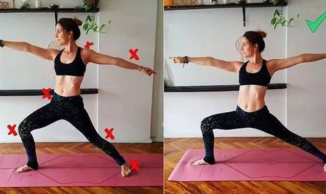 练瑜伽,一定要学会激活启动肩胛骨!_运动 高级健身 第4张