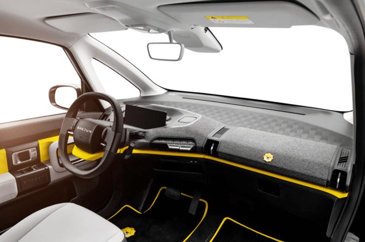 走智能精品化路线,新宝骏E300成为第一个搭载5G芯片的量产车