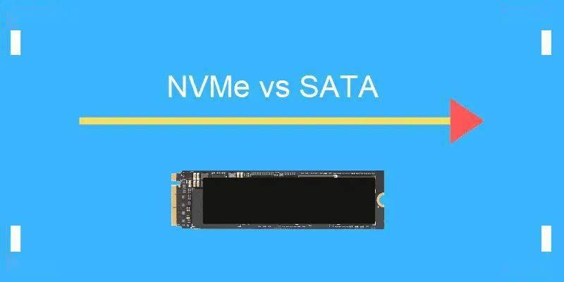接口成固态硬盘瓶颈,NVMe会完全淘汰SATA吗?