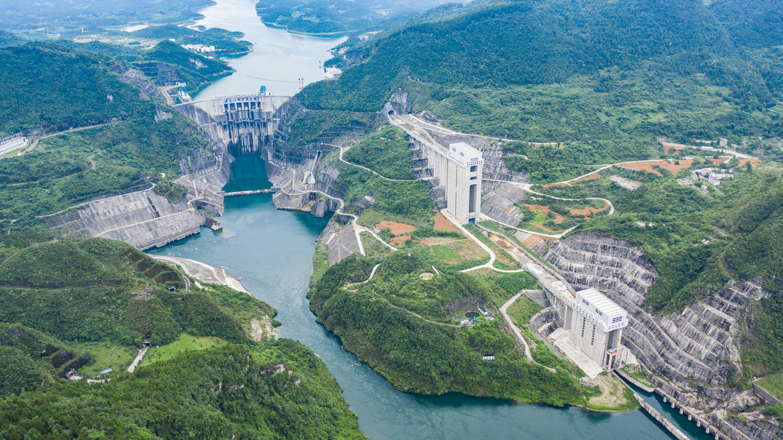 构皮滩水电站通航工程进入全面调试阶段