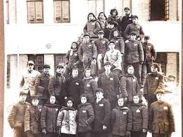 66年前,一支广西医疗队也为湖北拼过命