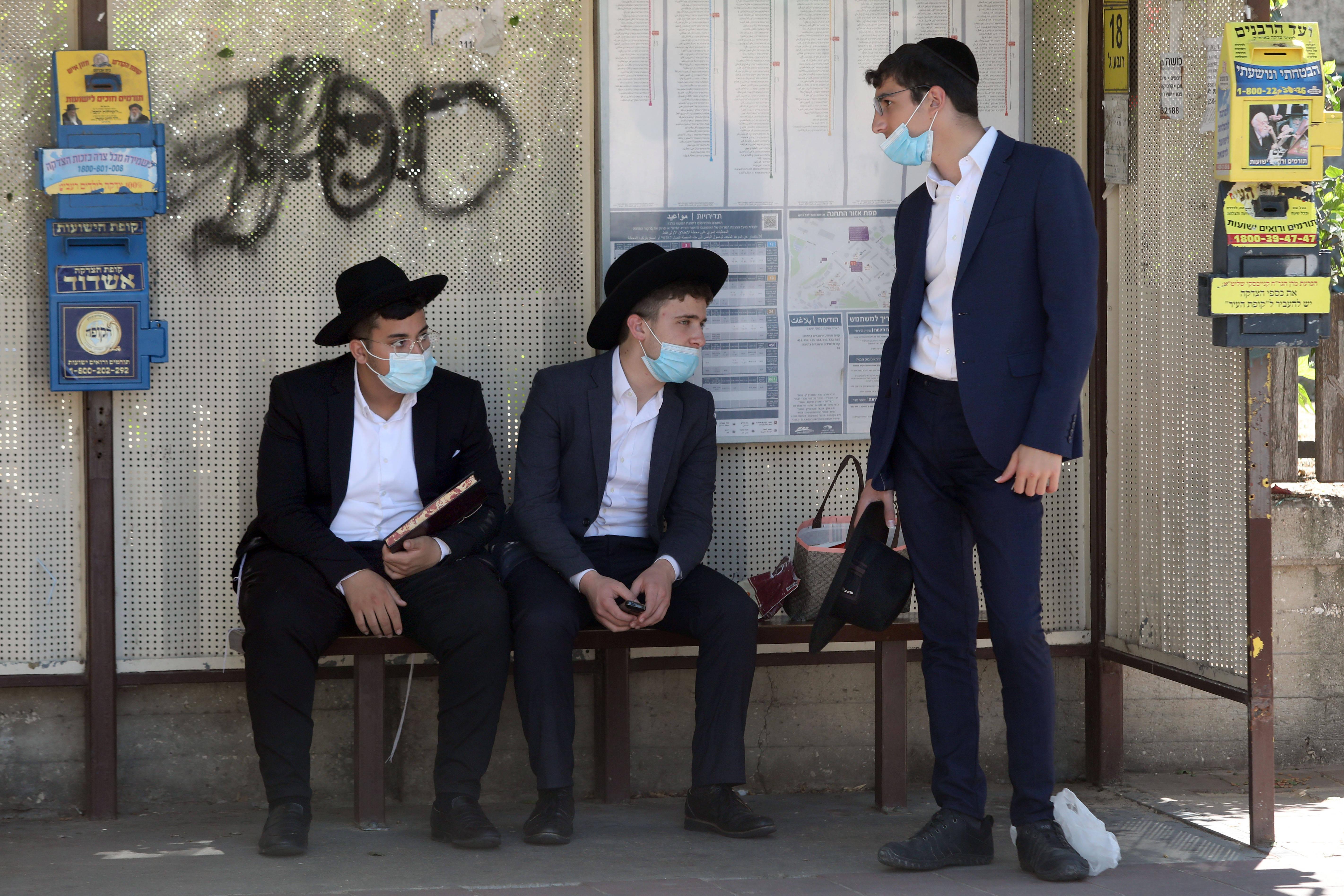 以色列累计确诊病例27047例