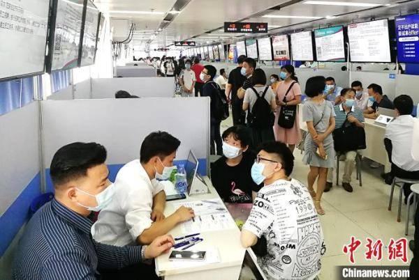 2020年夏季广州十大高薪行业出炉 月薪均超万元