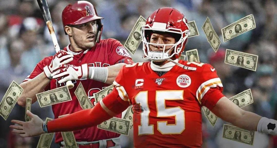 10年5.03亿美元!体育史上最高!但物超所值!