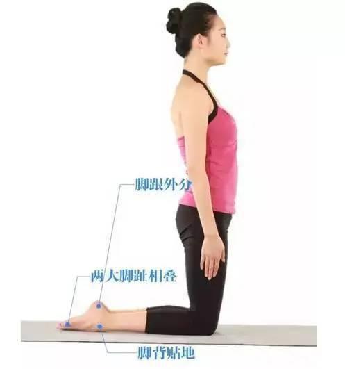 渐进学瑜伽,17组瑜伽坐立蹲体式要领图解