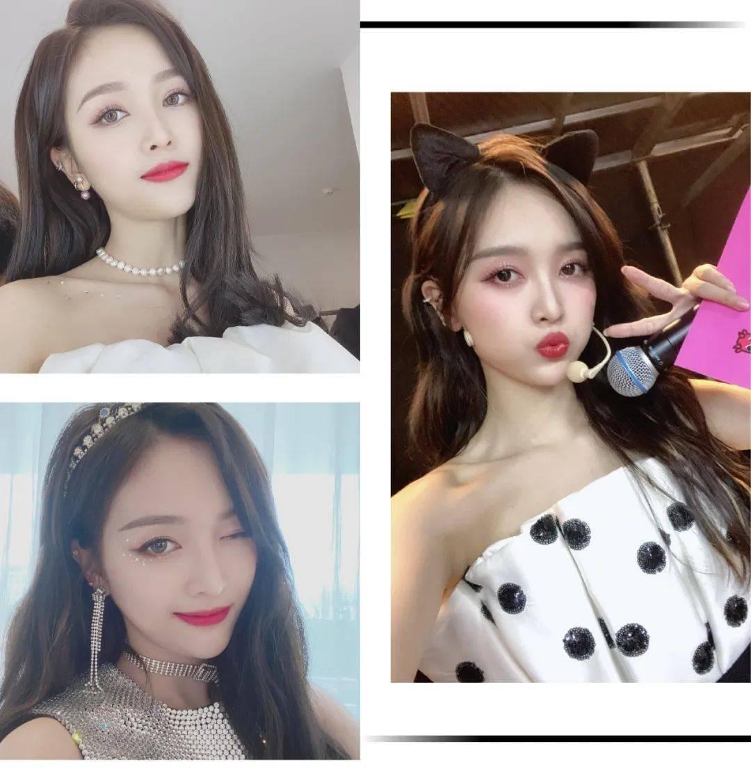 到底什么妆能让中韩女星纷纷尝试?当然是……