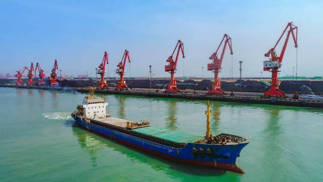 山东日照港口岸扩大对国际航行船舶开放