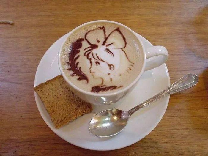 喝有拉花的咖啡时要搅拌吗? 试用和测评 第3张