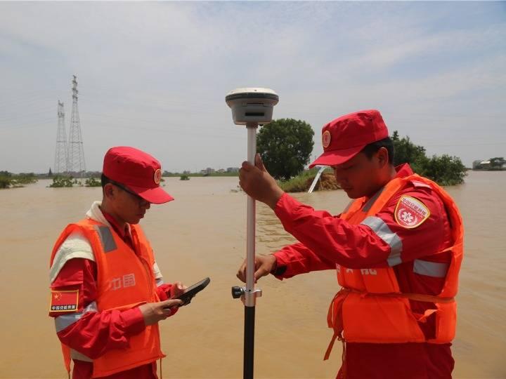 中国在南方汛情中展现强大防洪能力