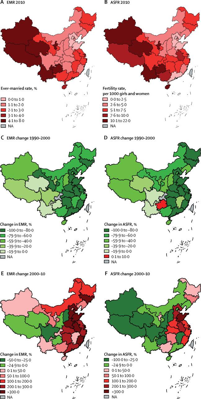 中国15-19岁青少年婚育率意外反弹,专家建议支持女孩受教育