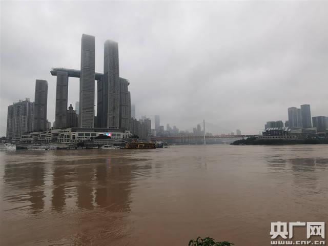 谁家包子长江入汛以来最大洪峰17日通过