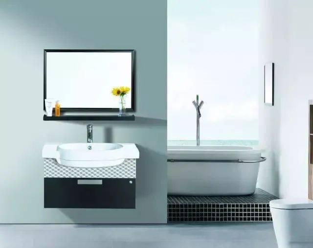 卫浴柜尤其是板材制品要特别注意环保