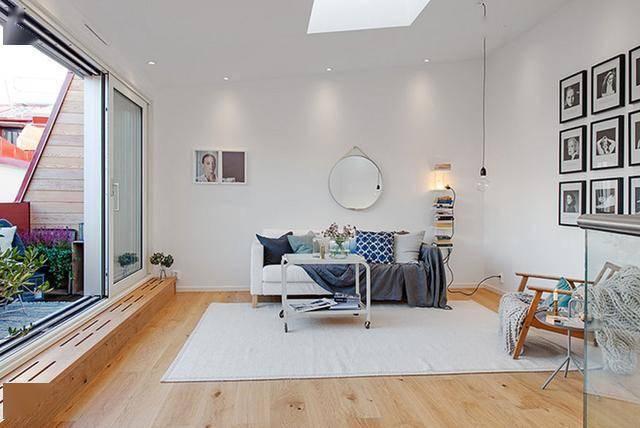 温馨素居家地毯设计小窍门