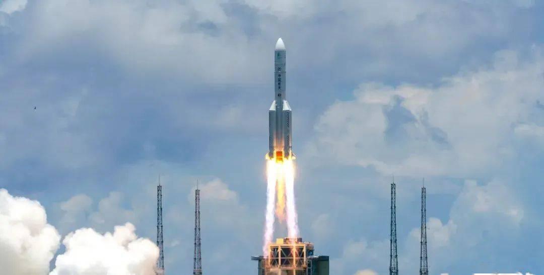 """""""天津元素""""护航,火星,我们来了!"""