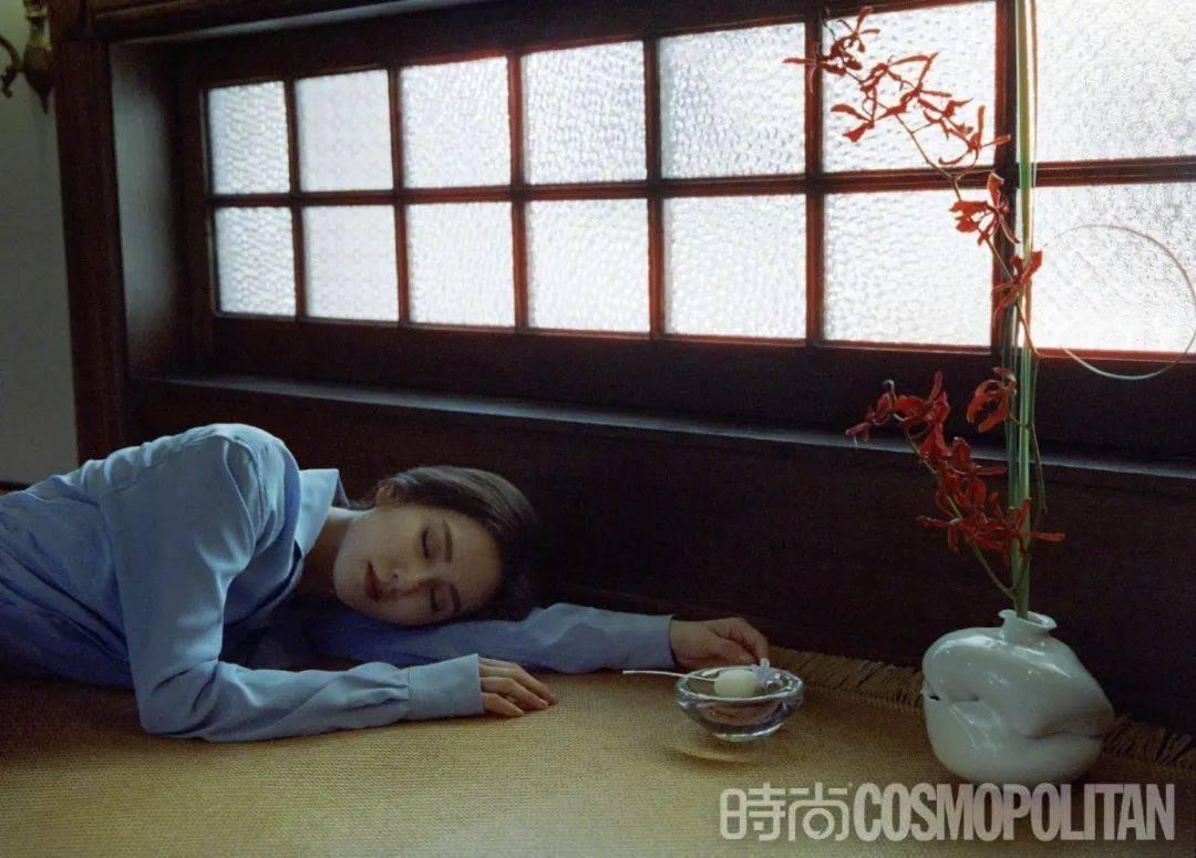 刘诗诗 时尚COSMO 7月刊