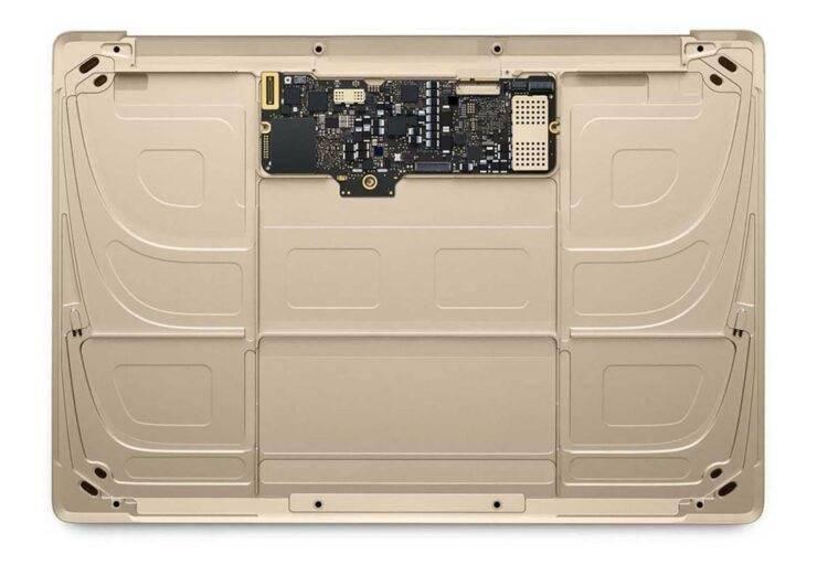 鼎新机场12 英寸苹果 ARM MacBook 电池容量曝