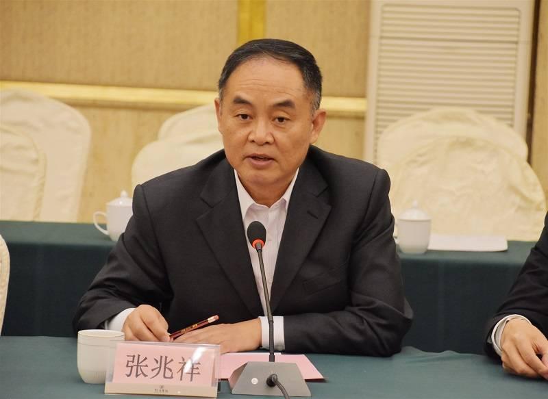 lolvn符文经中央研究:张兆祥任中建集团